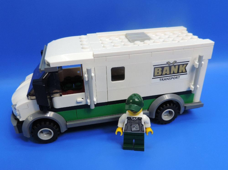 LEGO® City Eisenbahn aus Set 60198 Leitstelle mit Figur NEU