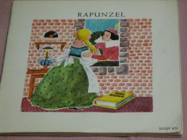 single tonbuch h rspiel polydor rapunzel gebr der grimm m rchen 55 029 kn kaufen bei. Black Bedroom Furniture Sets. Home Design Ideas