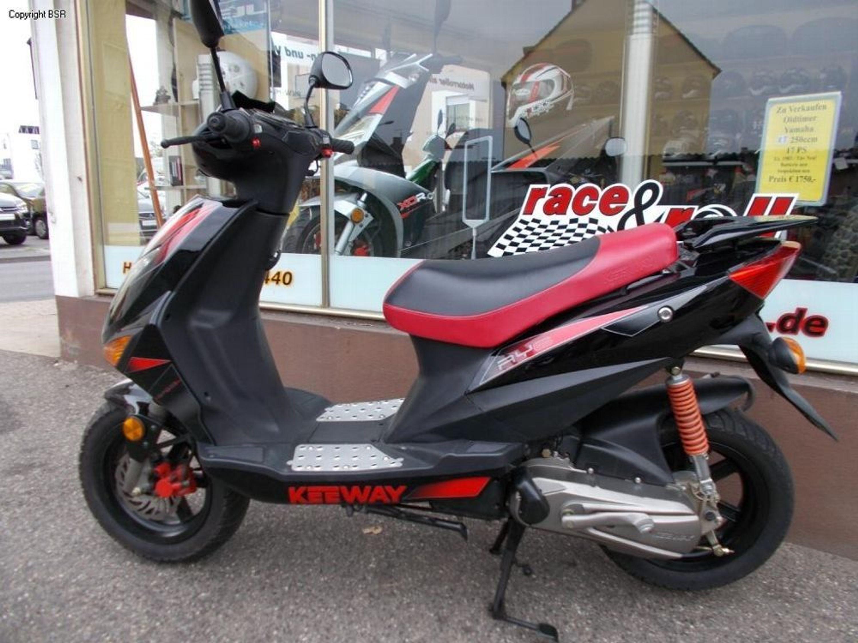 Keeway Ry6 50ccm Roller Motorroller Kaufen Bei Hoodde
