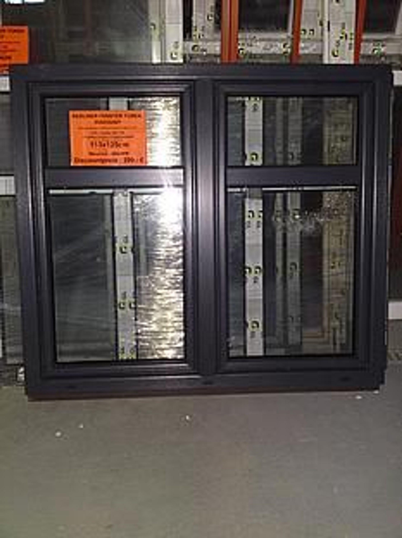 kunststofffenster anthrazit 75x40 cm fenster pvc kaufen. Black Bedroom Furniture Sets. Home Design Ideas