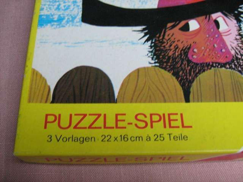 Ass Puzzle 77