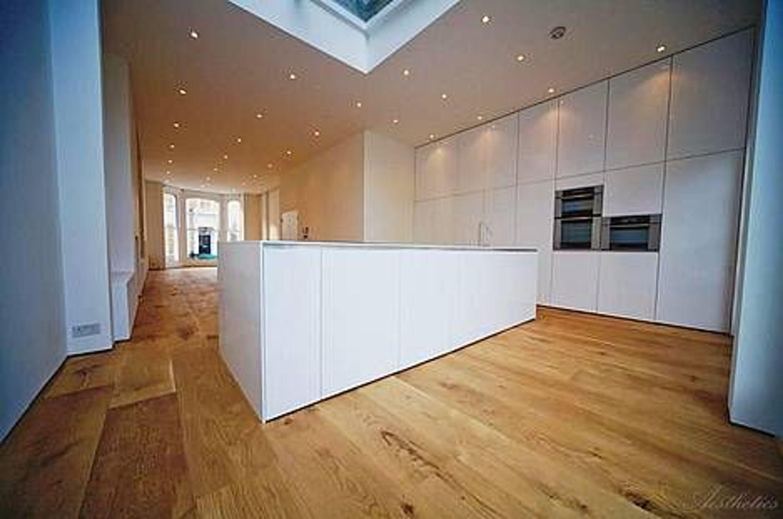 Holzboden Dielen eiche massiver dielenboden natur 20 x 200 mm dielen geölt holzboden