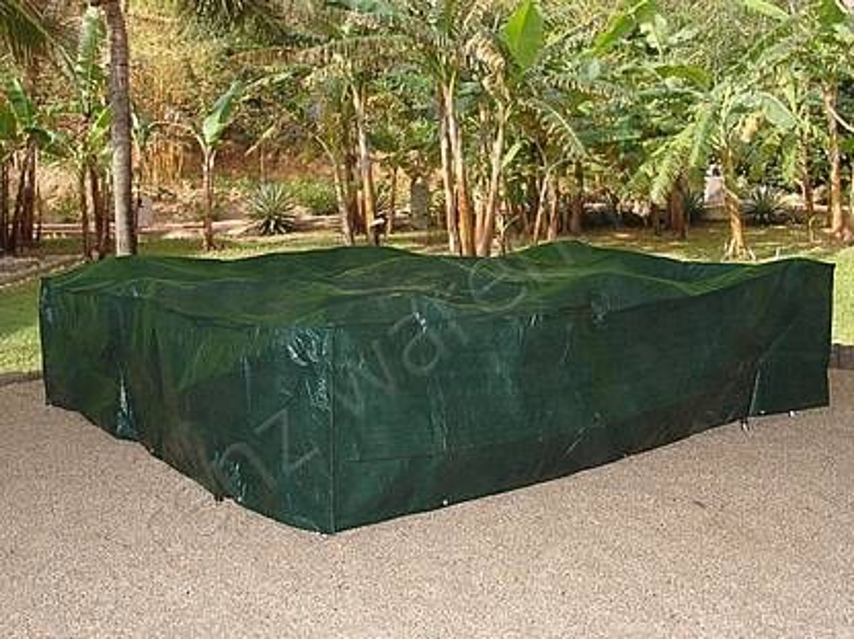 xxl abdeckplane regenschutz schutzh lle husse wetterschutz f r gartenm bel 3x3m kaufen bei. Black Bedroom Furniture Sets. Home Design Ideas