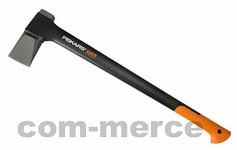 fiskars spaltaxt x25 spalthammer 2400 axt beil neu kaufen bei. Black Bedroom Furniture Sets. Home Design Ideas