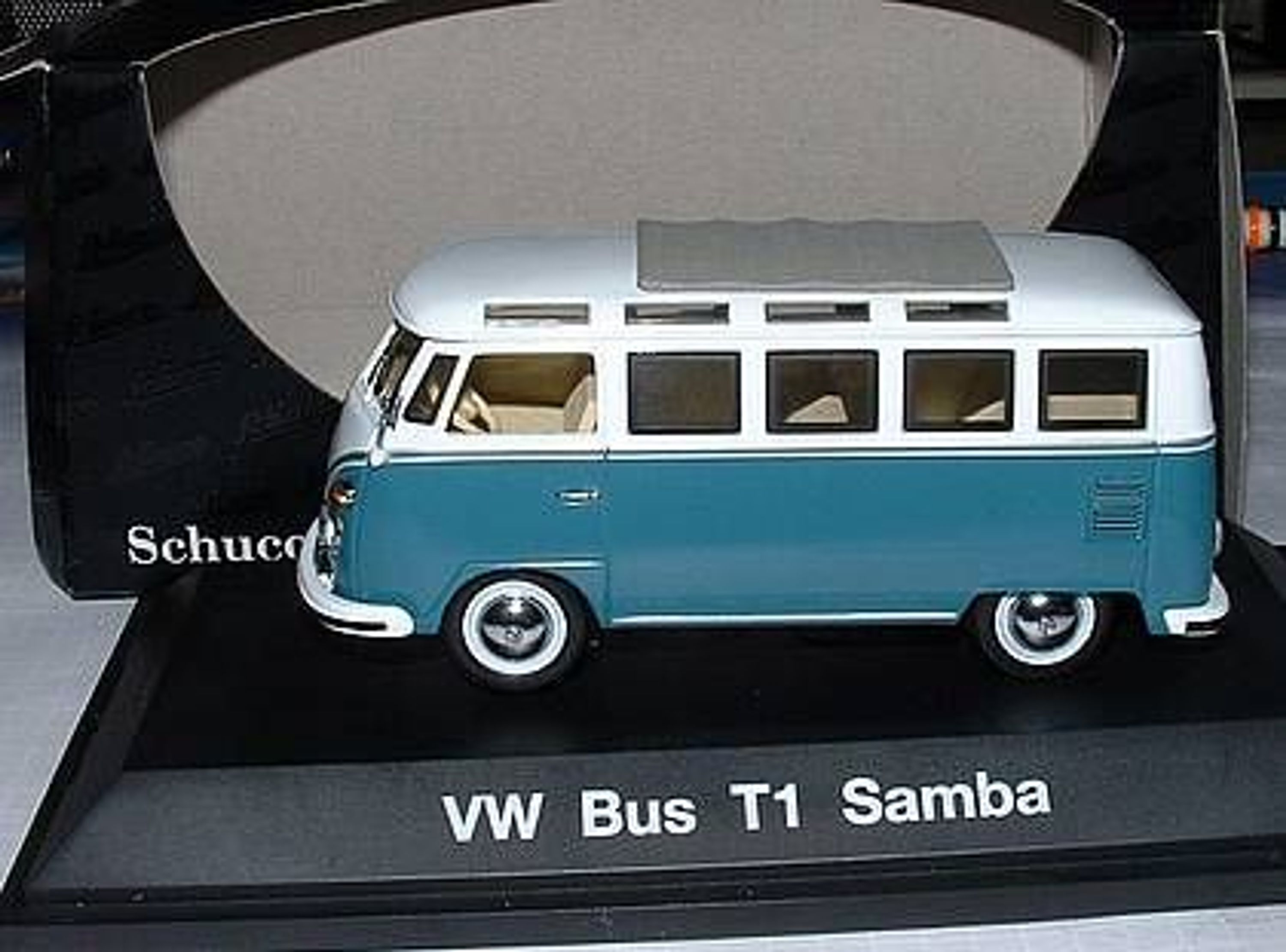 vw t1 samba bus blau gebraucht kaufen bei. Black Bedroom Furniture Sets. Home Design Ideas