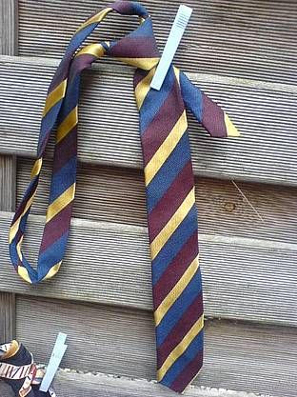 edler alter 60ziger vintage ddr schlips krawatte gebraucht kaufen bei. Black Bedroom Furniture Sets. Home Design Ideas