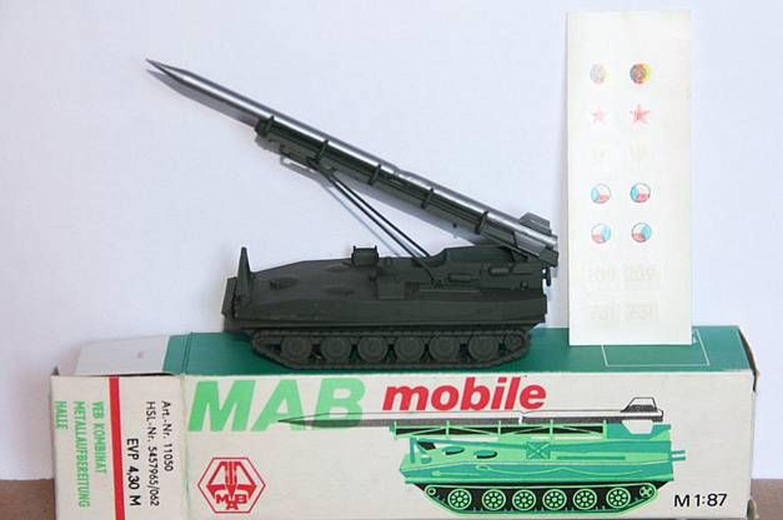 Ddr Nva Modellautos Milit R Panzer H0 1 87 Mab Luna