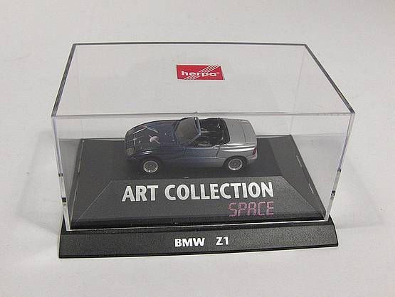 herpa bmw z1 art collection space am46 gebraucht kaufen. Black Bedroom Furniture Sets. Home Design Ideas