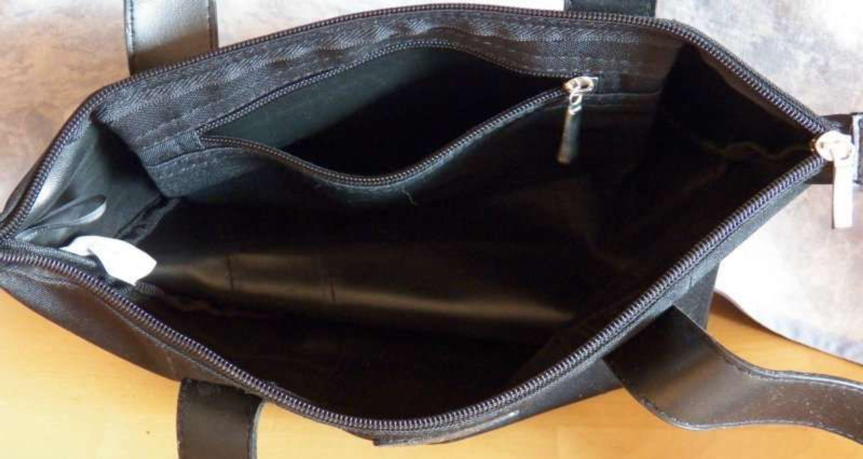handtasche klein schwarz von picard lether 3746 nap. Black Bedroom Furniture Sets. Home Design Ideas