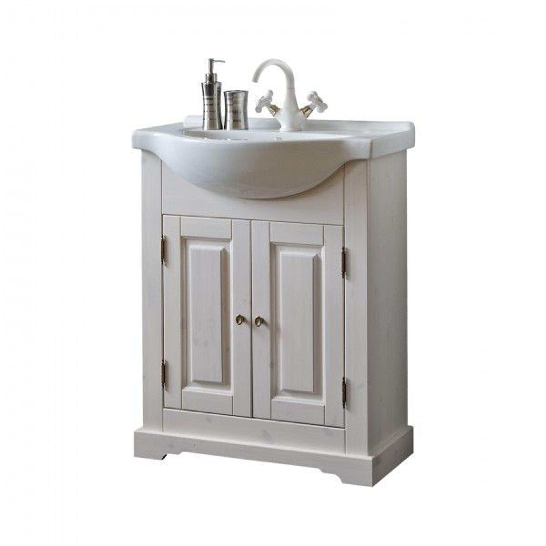 Waschbeckenunterschrank Waschbecken Waschtisch Keramik Badmobel