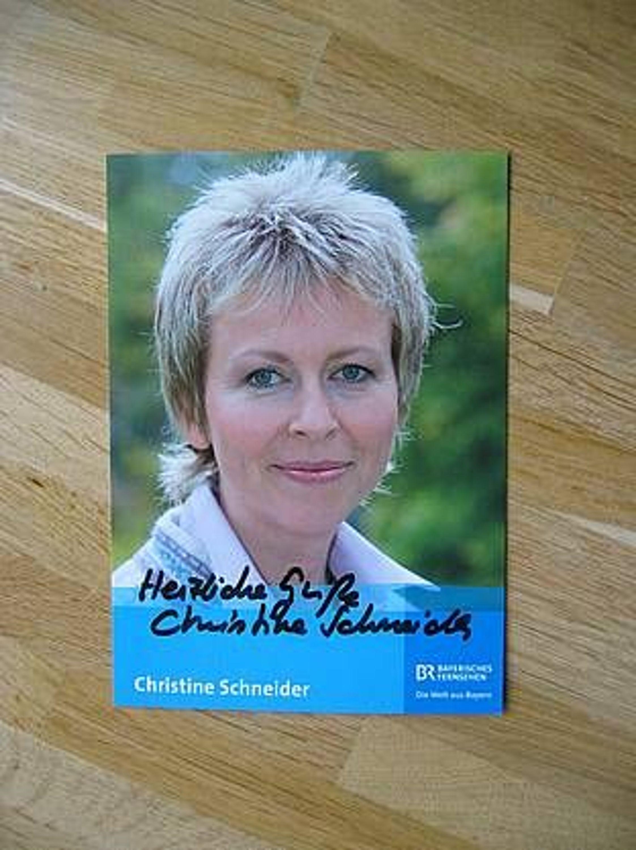 Christine Schneider Br