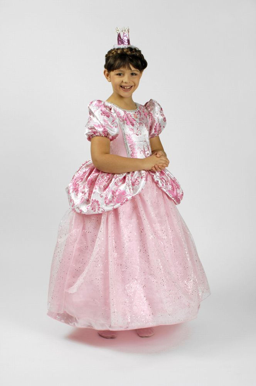Excl Kostum Prinzessin Mit Reifrock Prinzessinkleid Gr 98 152