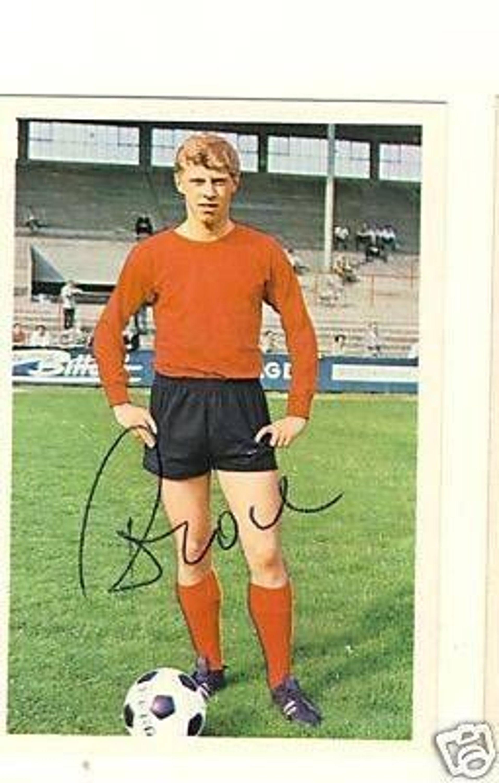 Rudi koch kickers offenbach bergmann sb 1968 69 sign for Koch offenbach