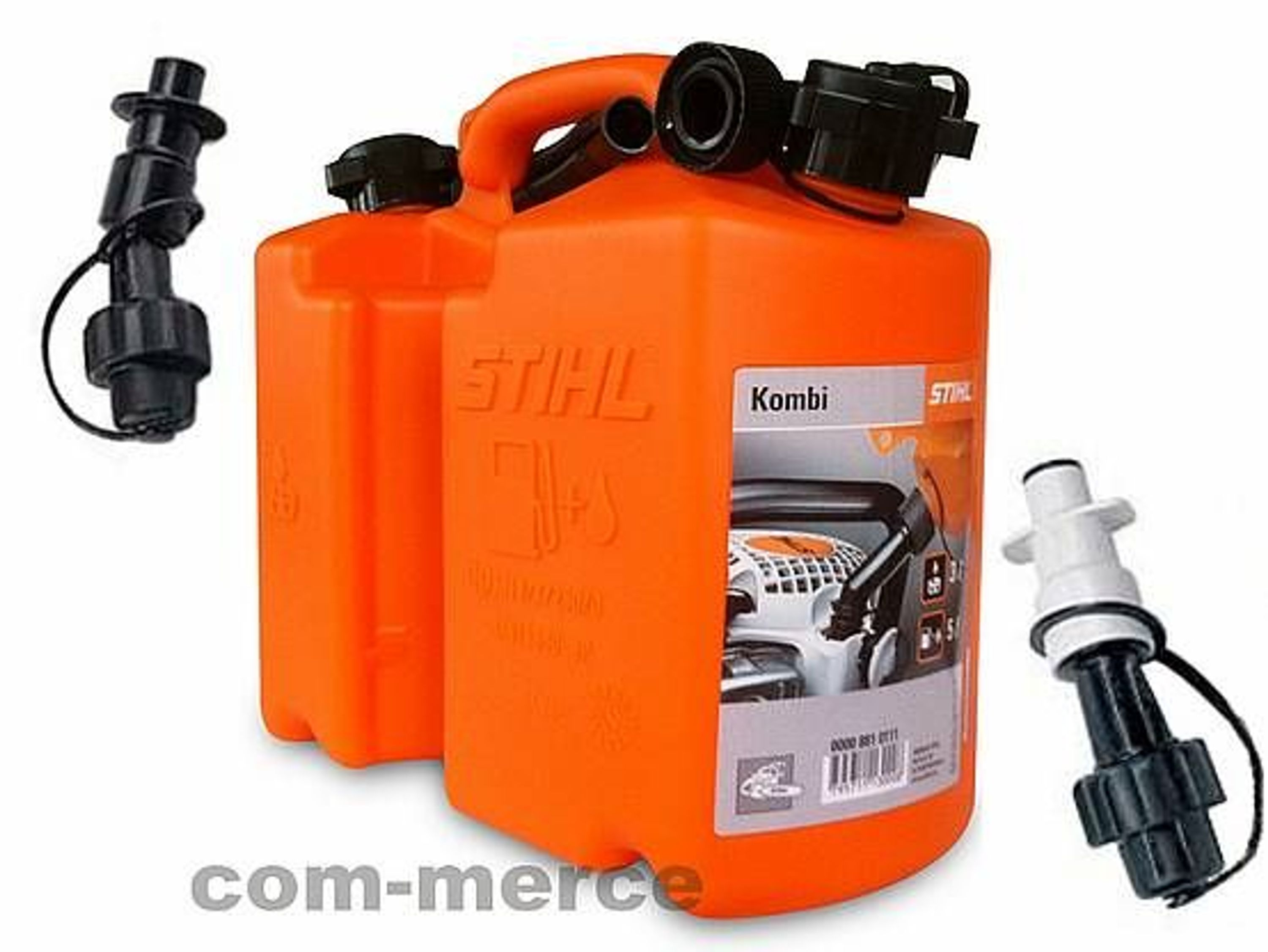 stihl kombi kanister mit einf llsystem f r benzin l kaufen bei. Black Bedroom Furniture Sets. Home Design Ideas