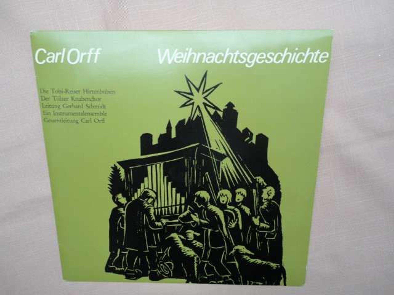 Carl Orff - Gunild Keetman - Winterzeit-Märchenzeit