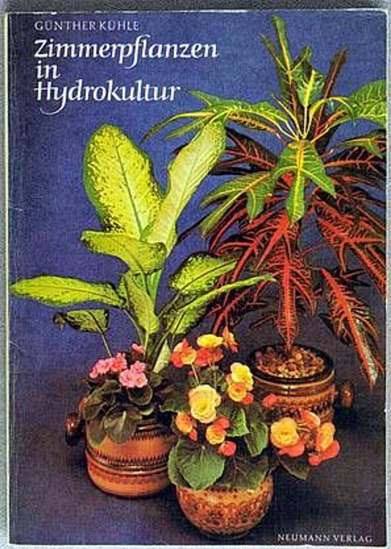 buch g nther k hle zimmerpflanzen in hydrokultur tb ddr gebraucht kaufen bei. Black Bedroom Furniture Sets. Home Design Ideas