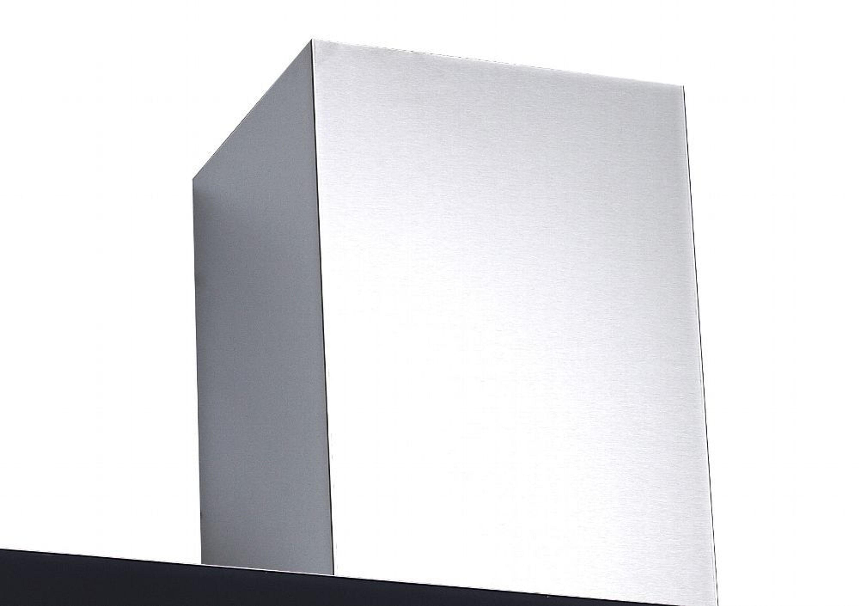 Pkm 9040 60bz schwarz 60cm schräghaube dunstabzugshaube ab umluft
