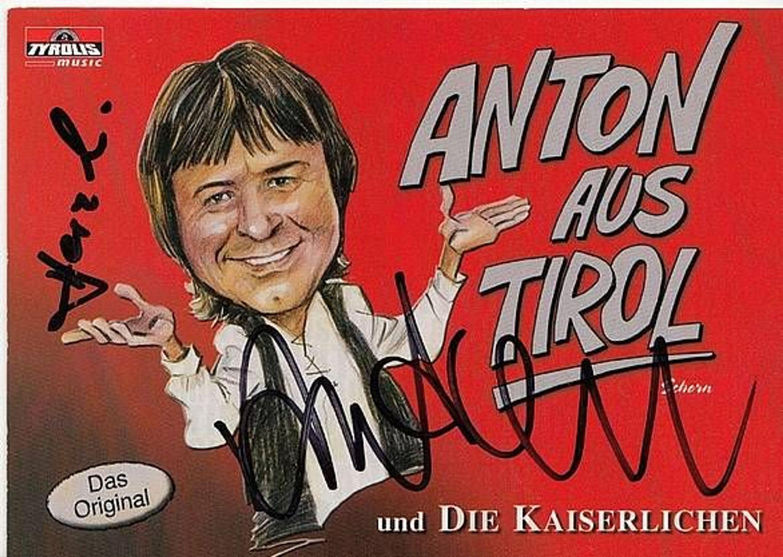 Songteksten.net - Songtekst: DJ Ötzi - Anton Aus Tirol