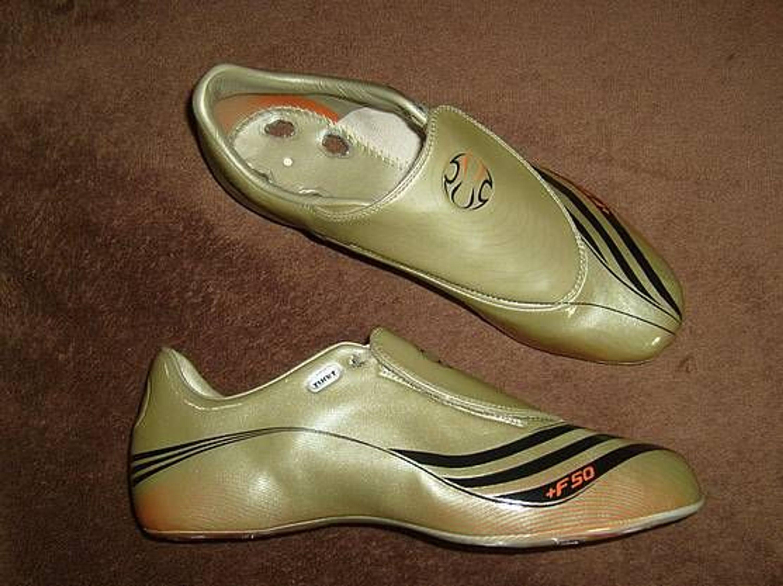 Adidas F50.7 Tunit Upper gold 42 UK8 Neu kaufen bei Hood.de 945a455d6891