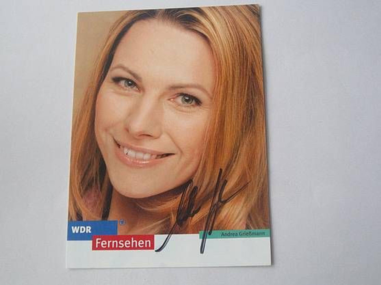 Grießmann nude andrea Andrea Griessmann