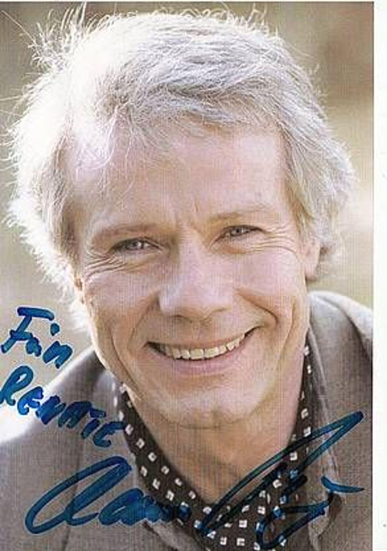 Claus Ringer Autogrammkarte Original Signiert Bek Aus