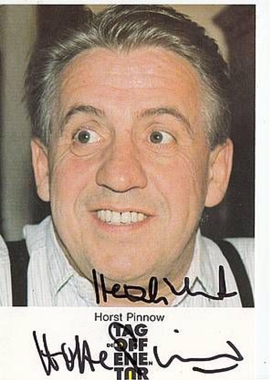 Horst Pinnow