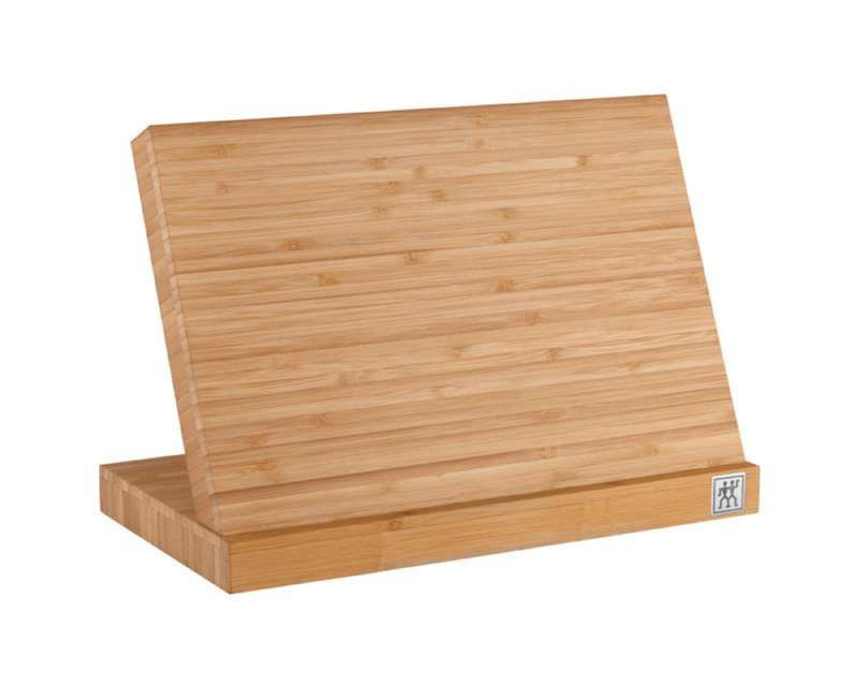 zwilling messerzubeh r messerblock bambus 150 x 300 x 185 mm kaufen bei. Black Bedroom Furniture Sets. Home Design Ideas