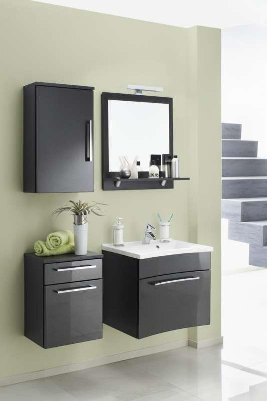 waschplatz laonda waschtisch waschbecken mit spiegel badschrank badezimmer kaufen bei. Black Bedroom Furniture Sets. Home Design Ideas