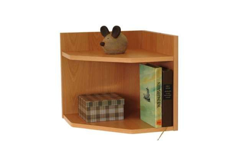 eck wandboard eckregal b cherregal h ngeregal kaufen bei. Black Bedroom Furniture Sets. Home Design Ideas