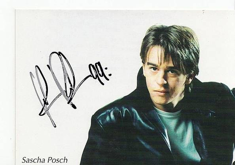 Sascha Posch Schauspieler
