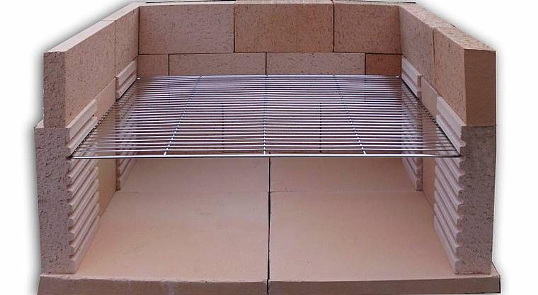 grill schamott rillenstein kachelofen schamotte grillrost backofenplatte kaufen bei. Black Bedroom Furniture Sets. Home Design Ideas