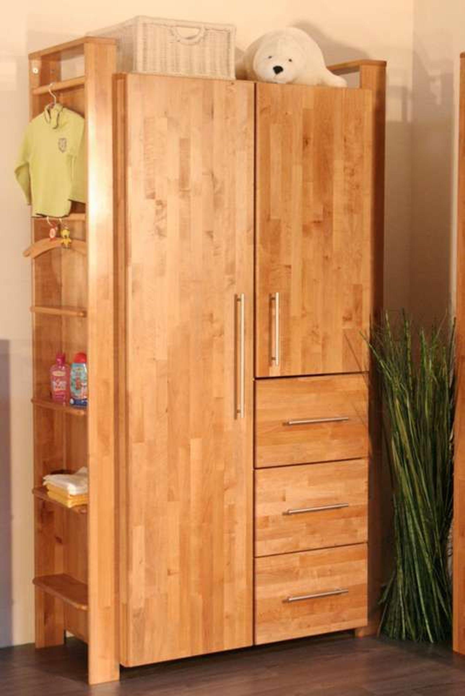 taube kinderzimmer babyzimmer gustav bett kommode schrank erle massiv ge lt kaufen bei. Black Bedroom Furniture Sets. Home Design Ideas