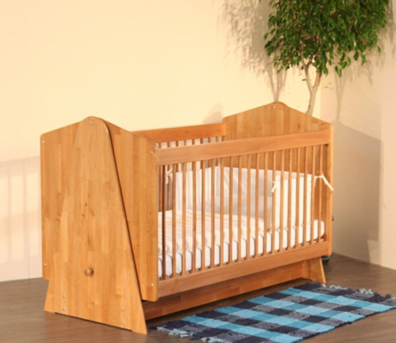 taube kinderzimmer babyzimmer gustav bett u wickelkommode buche massiv lackiert kaufen bei. Black Bedroom Furniture Sets. Home Design Ideas