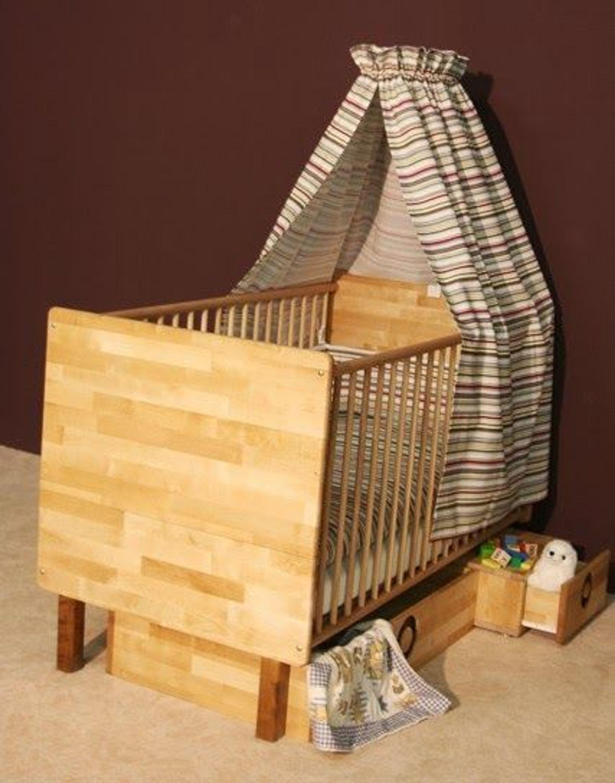 Taube kinderzimmer babyzimmer natura kinderbett 70 x - Taube kindermobel ...