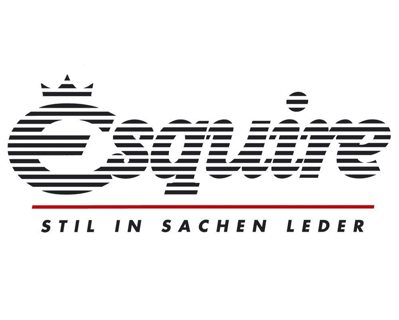 Kalbleder Geldbörse Esquire Premium 0476 45 Schwarz, Geldbeutel Portemonnaie