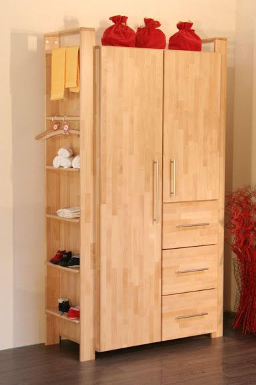 taube kinderzimmer babyzimmer gustav schrank 2 t rig. Black Bedroom Furniture Sets. Home Design Ideas
