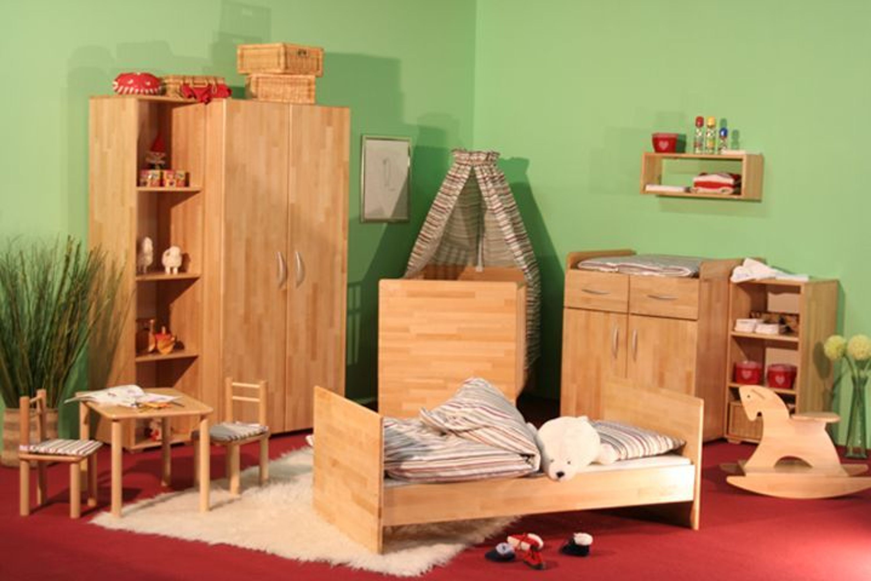 taube kinderzimmer babyzimmer hanna wickelkommode buche oder birke massiv kaufen bei. Black Bedroom Furniture Sets. Home Design Ideas