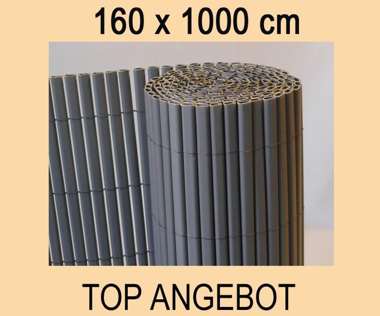 sichtschutzmatte sonnenschutz balkon schutz 160x1000 kaufen bei. Black Bedroom Furniture Sets. Home Design Ideas