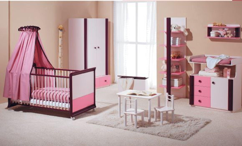 Taube kinderzimmer babyzimmer babym bel rosalie rose - Taube kindermobel ...