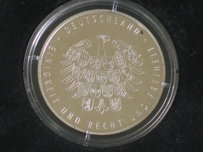 Medaille Fifa World Cup Germany 2006 925er Sterlingsilber