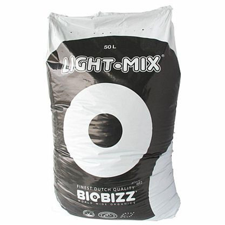 biobizz light mix mit perlite 50 l grow indoor anzucht steckling growshop kaufen bei. Black Bedroom Furniture Sets. Home Design Ideas