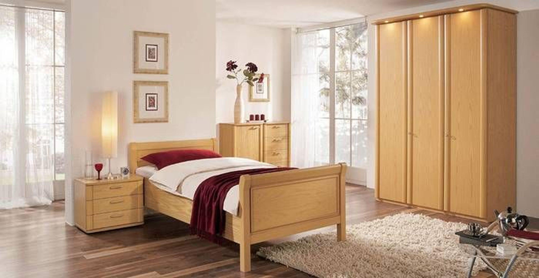 komfort bett rubin eiche natur kaufen bei. Black Bedroom Furniture Sets. Home Design Ideas
