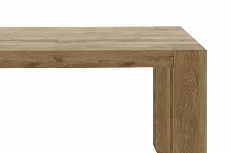 Esstisch balder 240x100 cm in eiche massiv ge lt kaufen for Esstisch 240x100