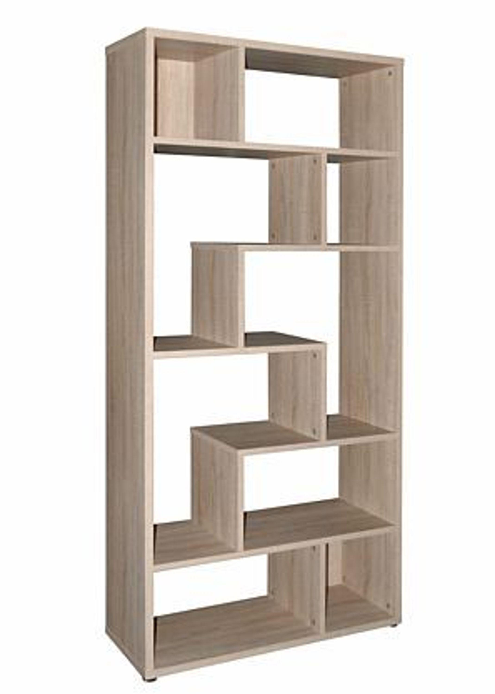 raumteiler solo standregal regal eiche s gerau 6206 kaufen bei. Black Bedroom Furniture Sets. Home Design Ideas