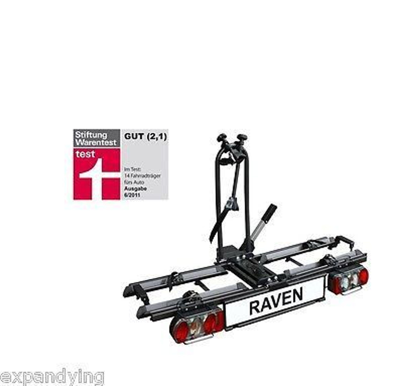 neu eufab fahrradtr ger raven ahk tr ger 2 fahrr der. Black Bedroom Furniture Sets. Home Design Ideas