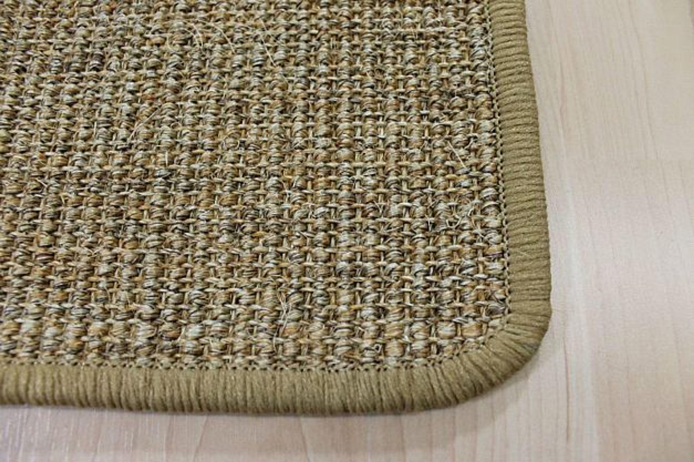 100 sisall ufer treppen 120 cm breit nussfarbe schwere qualit t l ufer kaufen bei. Black Bedroom Furniture Sets. Home Design Ideas