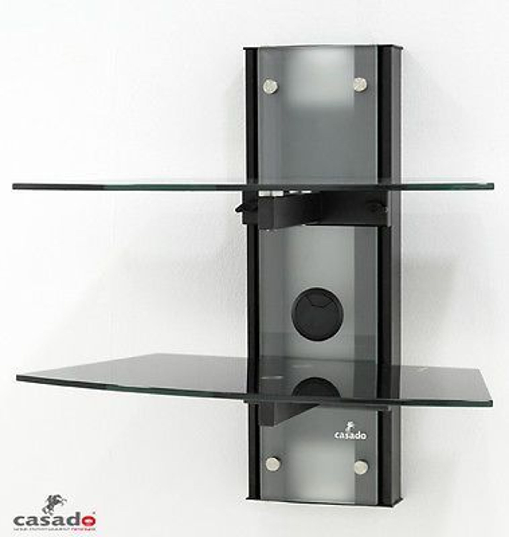 shelver tv hifi wandkonsole wandpaneel wandhalterung. Black Bedroom Furniture Sets. Home Design Ideas