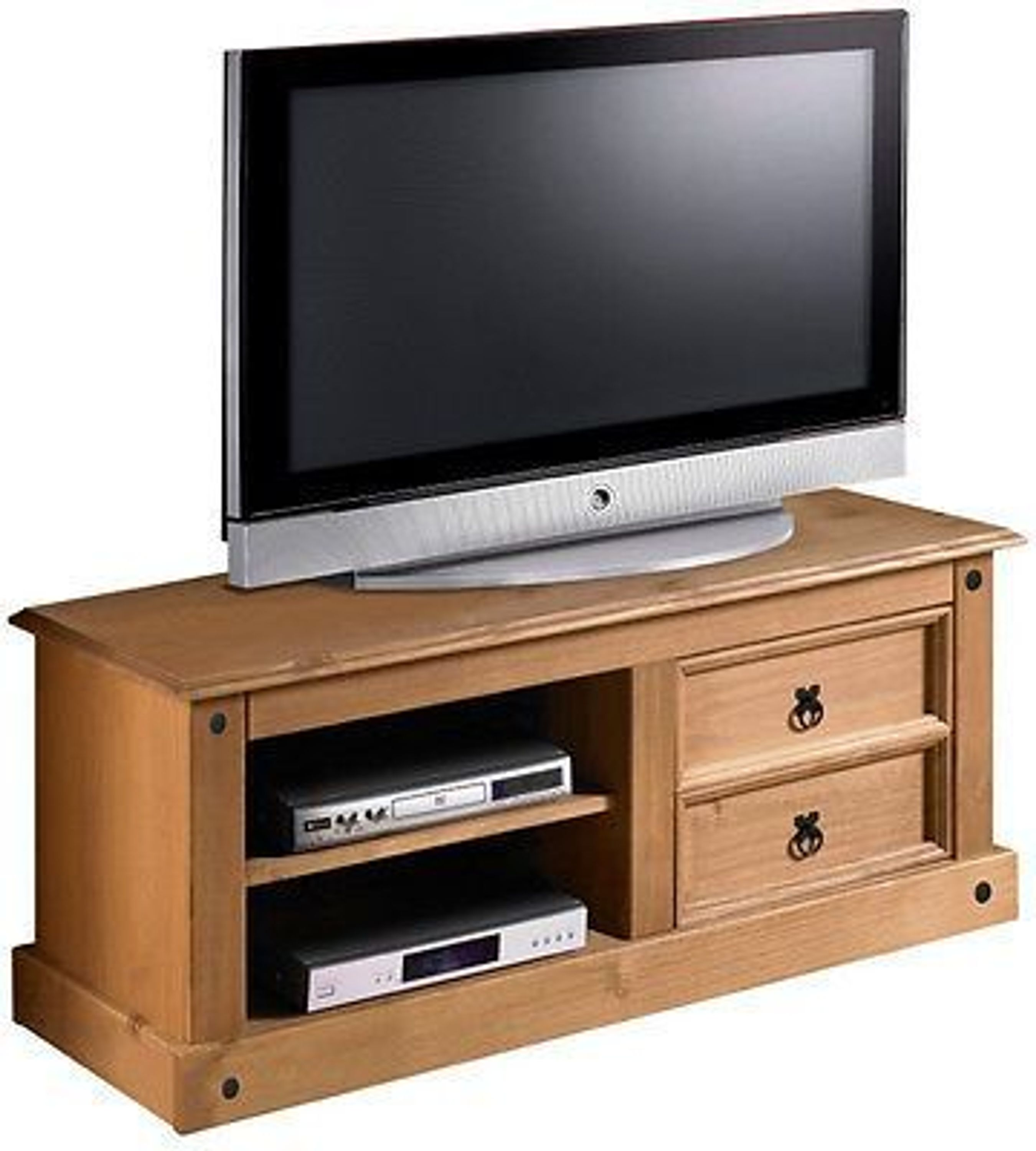 tv kommode schrank sideboard lowboard moebel pinienholz kolonialstil mexico bp kaufen bei. Black Bedroom Furniture Sets. Home Design Ideas