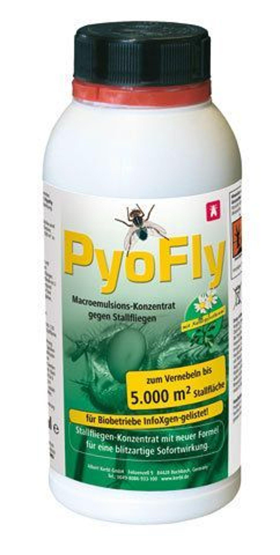 stallfliegenkonzentrat pyofly kaufen bei. Black Bedroom Furniture Sets. Home Design Ideas
