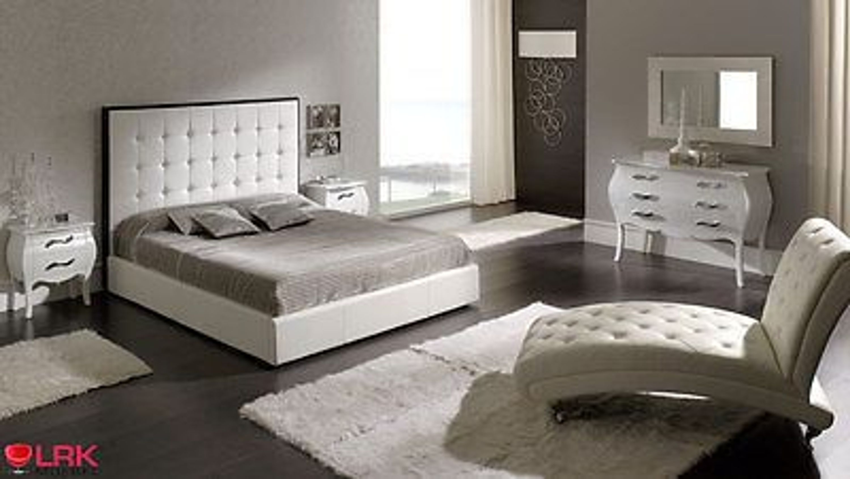 polsterbett bett mit bettkasten schlafen m bel leder. Black Bedroom Furniture Sets. Home Design Ideas